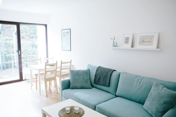 2 Zimmer Appartment in Mainz Lerchenberg nähe ZDF - Mainz - Leilighet