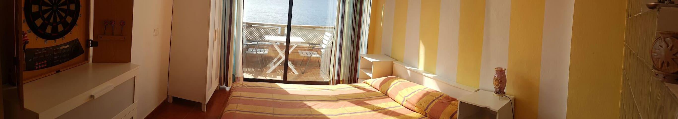 Estudio con las mejores vistas - Las Palmas - Lägenhet