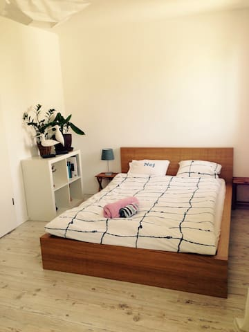 Modern little triplex - Renens - Haus