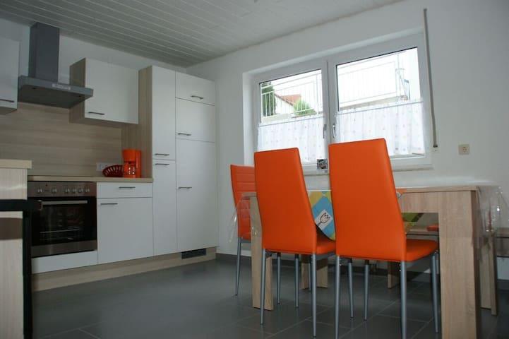 Ferienwohnung Dorfblick - Burladingen - Appartement
