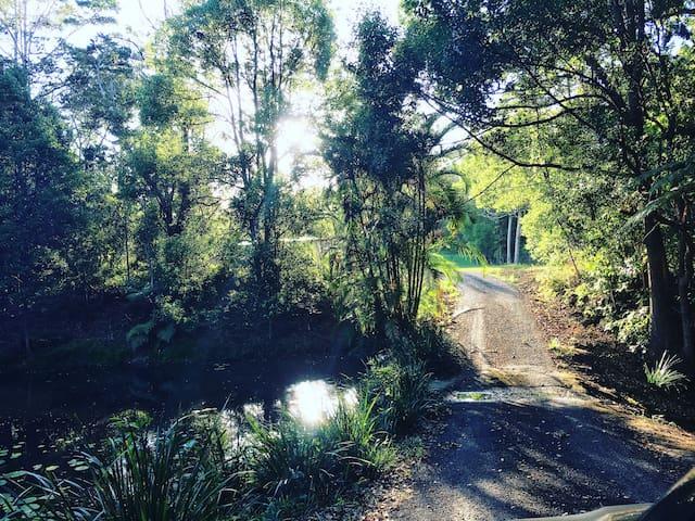 Havens Hideaway - Private Retreat - Burringbar - Hus