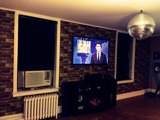 *Beautiful Comfy Modern Apartment* - New Rochelle - Huoneisto