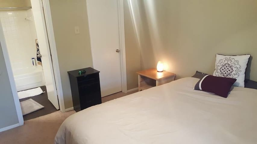 1 mile walking to AT&T Stadium - Private Room Apt - Arlington - Lägenhet
