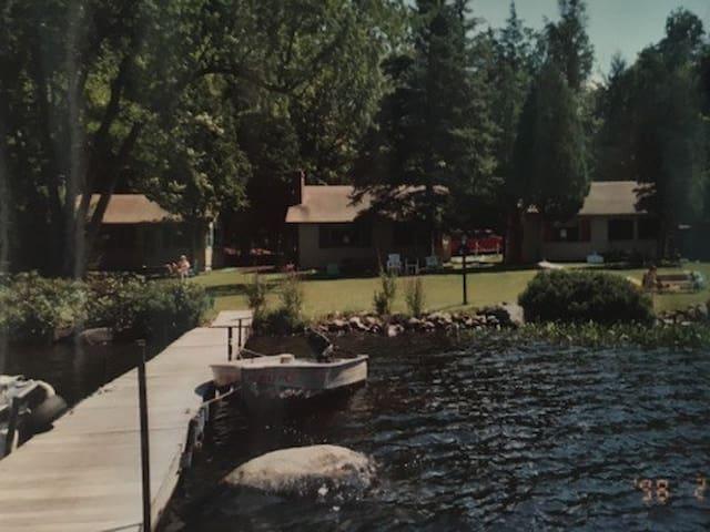 Birch Cottage on Tupper Lake - Tupper Lake - Cabane