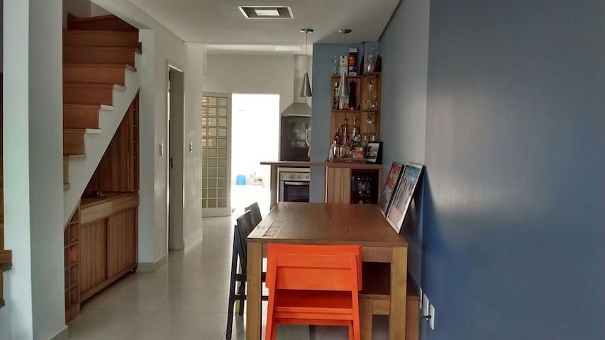 Casa em Condomínio Fechado- Jundiaí - Jundiaí - Dom
