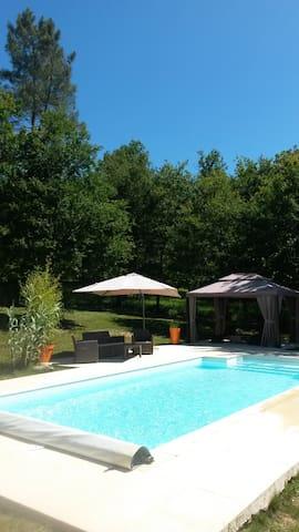 Bienvenue en Dordogne ! - Lunas - Hus