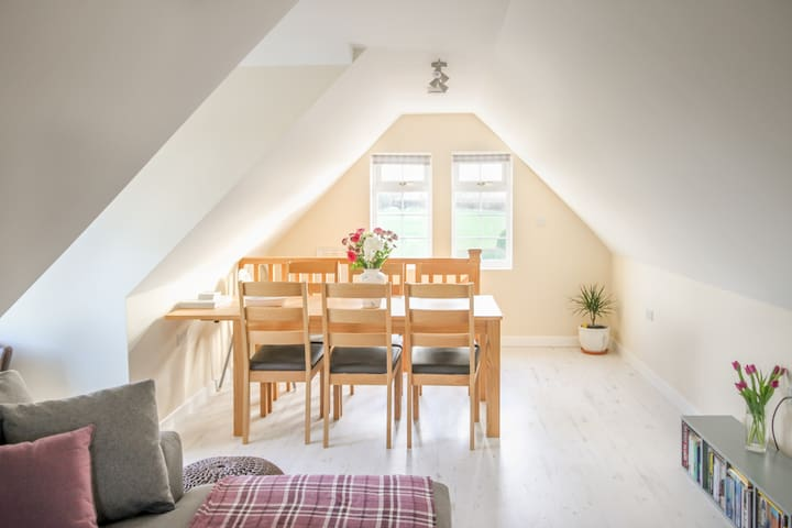 Spire View - a Countryside Retreat Near Lacock - Lacock - Pension