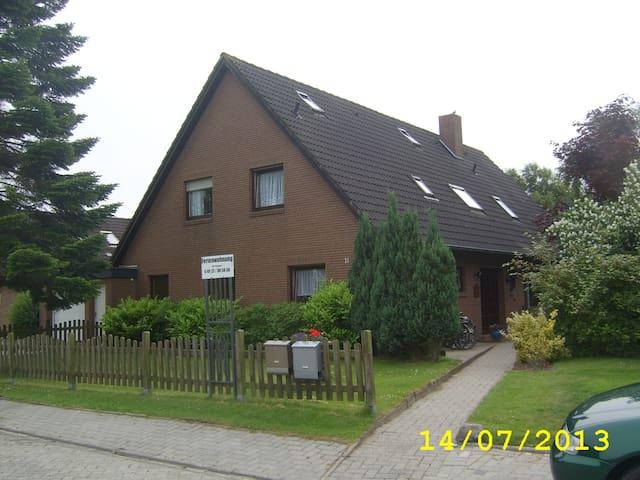 Haus Weda II - Krummhörn - Apartemen