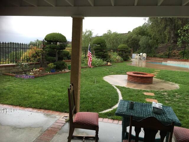 绝佳好位置/清净好住处/热情好房东/好莱坞拍电影场地 - Hacienda Heights - Bed & Breakfast