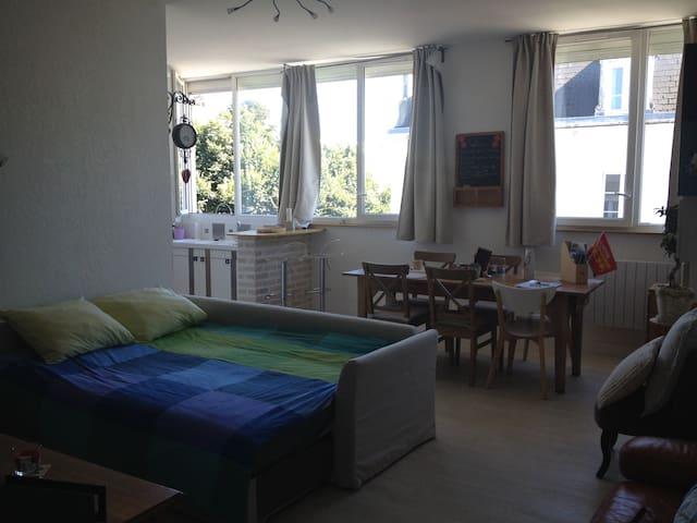 Appartement Normandie/débarquement - Carentan