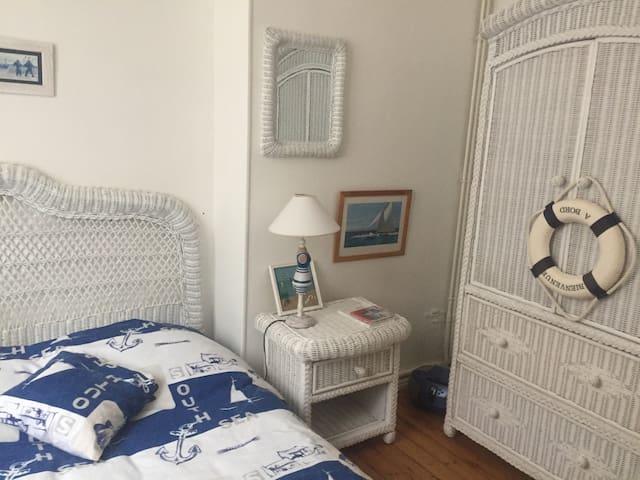 chambre calme et conviale à 15 mn de Rouen - Le Houlme - Casa