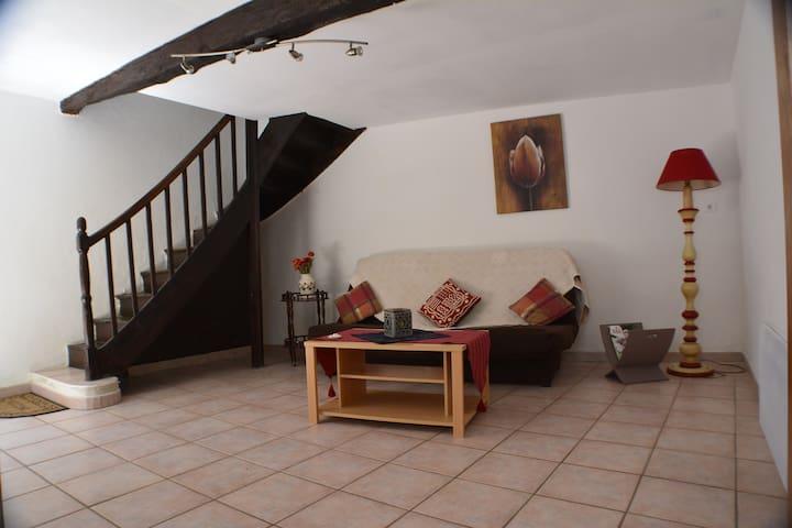 La Maison Mérinvilloise - Rieux-Minervois - Hus
