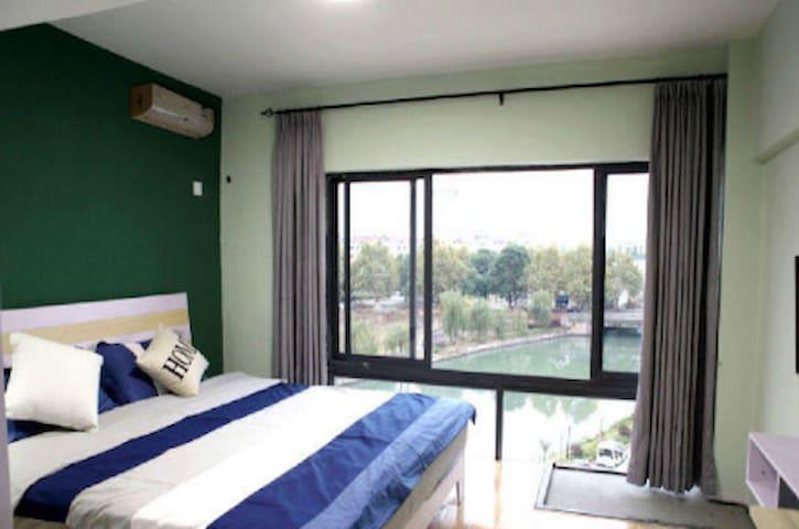 越城美景房 - Shaoxing Shi - Apartamento