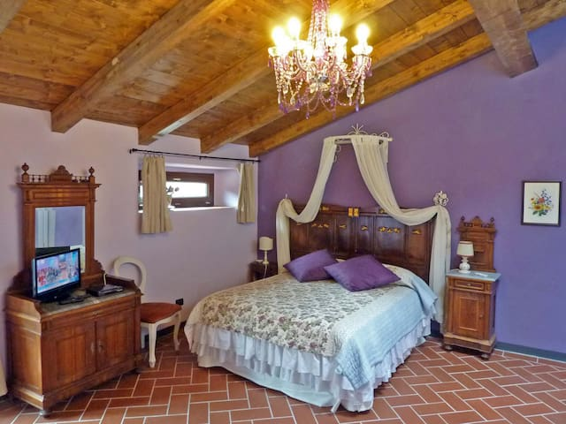 Glamour... in a Medieval Inn! - Pistoia - Appartement
