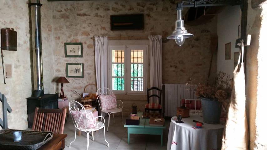 Petite maison dans le sauternais - Langon - Ev