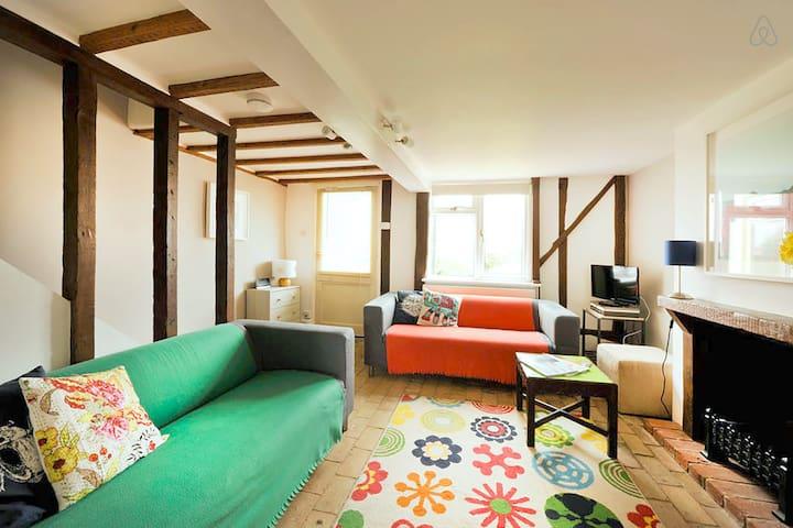 Period cottage near Suffolk Coast - Tunstall - 獨棟