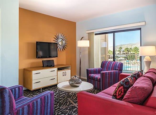 Coachella Resort Condo 1 Bedroom - Indio - Appartement en résidence