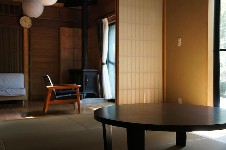 Japanese wooden house in HAKONE - Hakone-machi