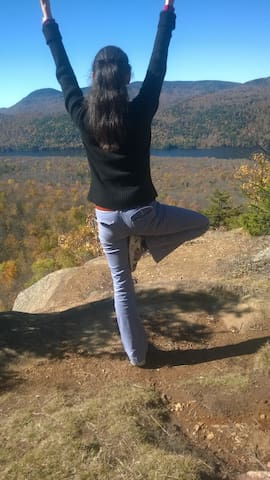 Adirondacks--Garnet Hill: pristine lake, serenity - North Creek - Hus