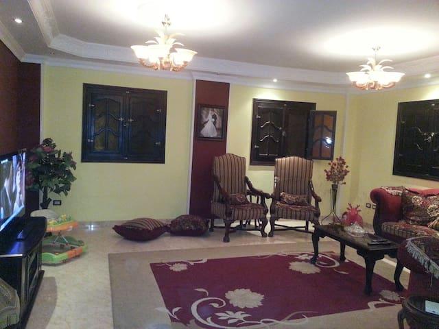 Amazing apartment in a quite city - El Obour City - Leilighet