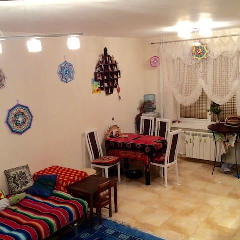 Таунхаус в 1км от Сорочан - Sergiyevo-Posadsky District - Huis