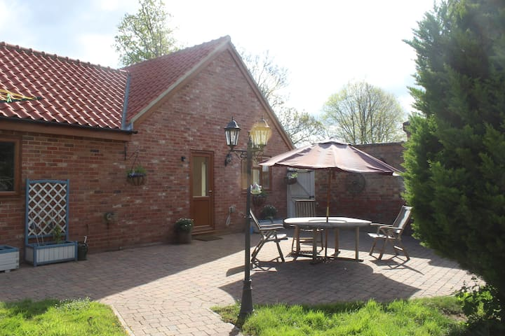 The Annex with fantastic views over the downs - Seend - Pension