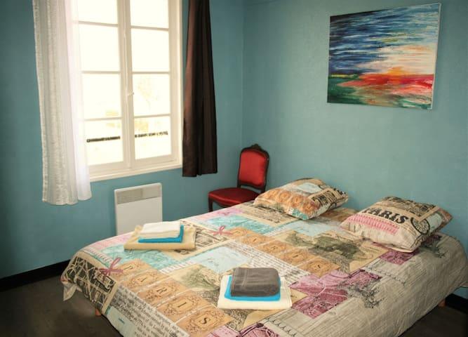 """""""Les Roches"""" - Merry-sur-Yonne - Double Room 1 - Merry-sur-Yonne"""