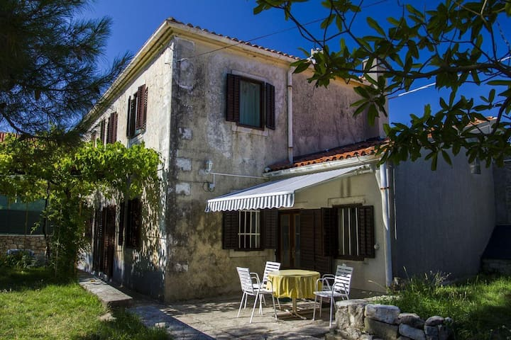 Three bedroom house with air-conditioning Osor, Lošinj (K-12230) - Osor - Jiné