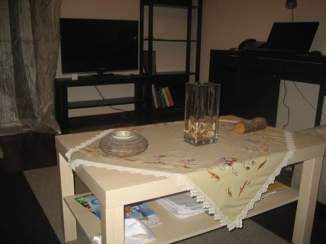 Small and Cute three min walk from train station - Marousi - Appartement