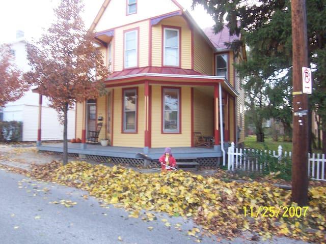 Renovated Victorian Home - Gettysburg - Casa