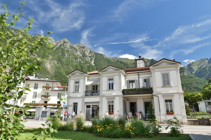 Elvezia La Specola Apt. luminoso a Chiavenna - Chiavenna - Apartamento