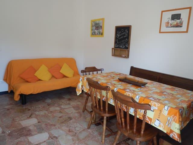Panorama - relax - tv 40'' sat - Calizzano - Departamento