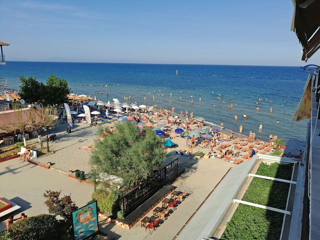 APARTMENT Just On The Beach - Paralia - Appartement