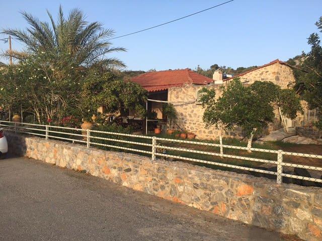 Palea  Country House - Monemvasia - Chata