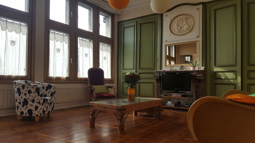 Charmant appartement 2 chambres en centre-ville - Tourcoing