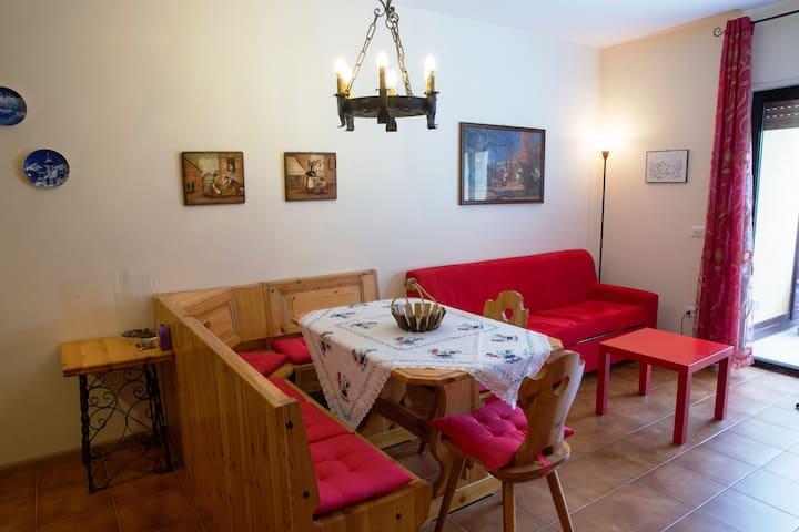 Appartamento Erica ad Andalo affitto a settimana - Andalo - Appartement