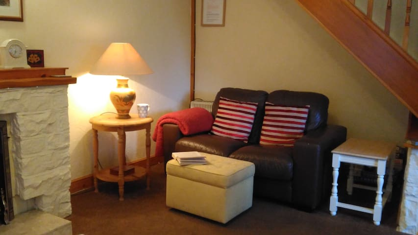 Seashell Cottage, central location. - Whitby - Dom