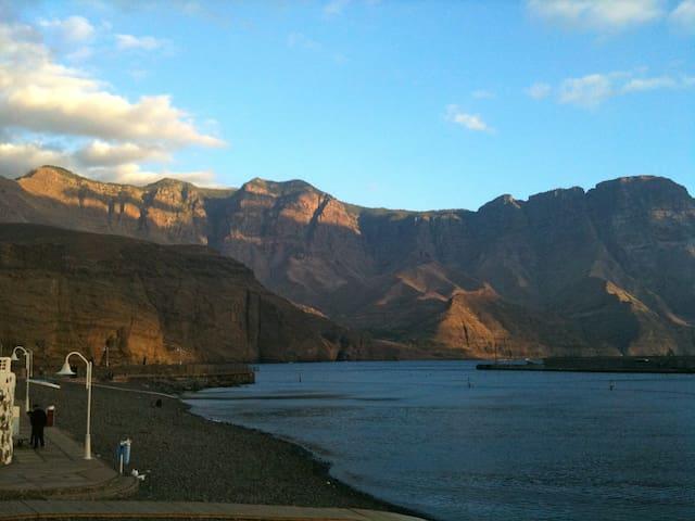 Luz, Mar y Montaña - Agaete - Casa