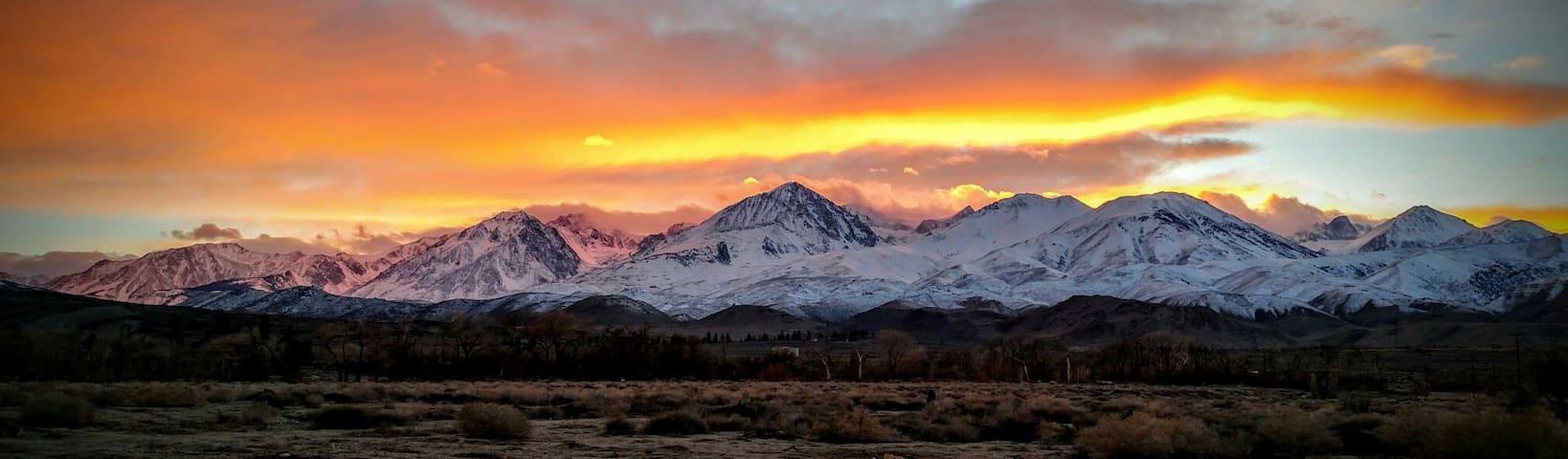 Eastern Sierra Retreat - Big Pine - Casa