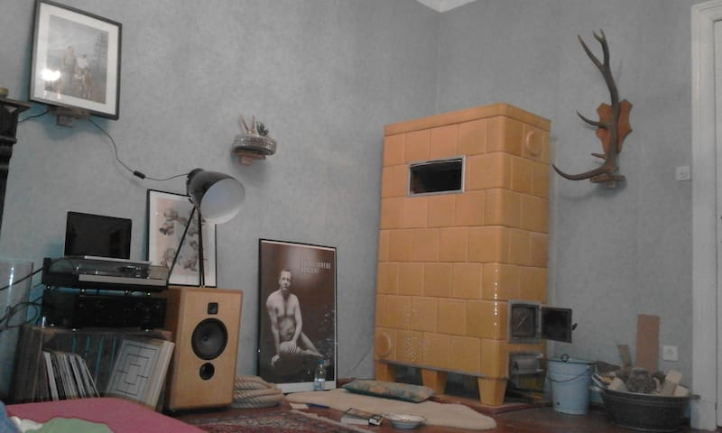 cosy room in shared country style house 20.4-11.5. - Berlin - Ev