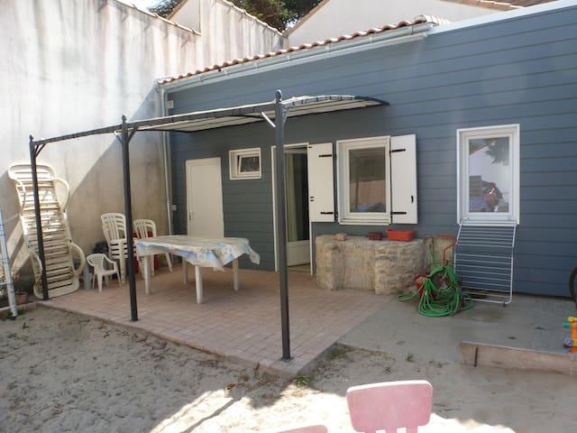 LA CABANNE DU PECHEUR - Les Moutiers-en-Retz - Lägenhet
