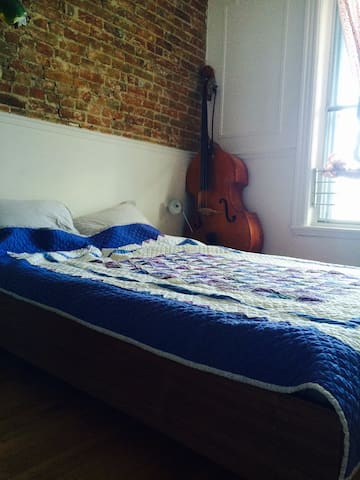 Room in the heart of the plateau - Montreal - Lakás