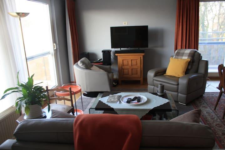 Bel appartement au calme - Ganshoren - 飯店式公寓