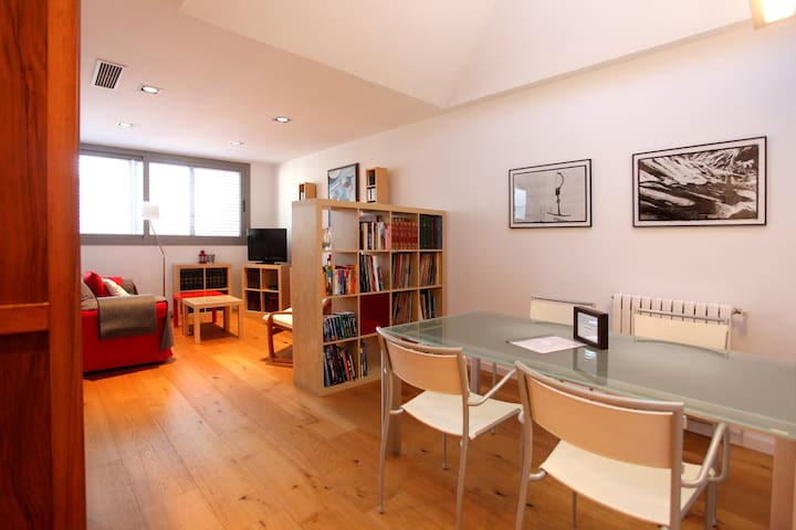 Nice & new apartment 20' Barcelona. KIDS friendly - Sabadell