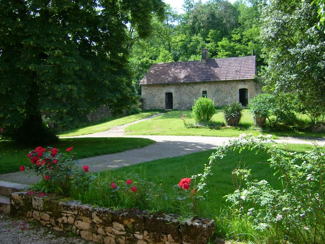 maison périgourdine - Sainte-Mondane - Hus
