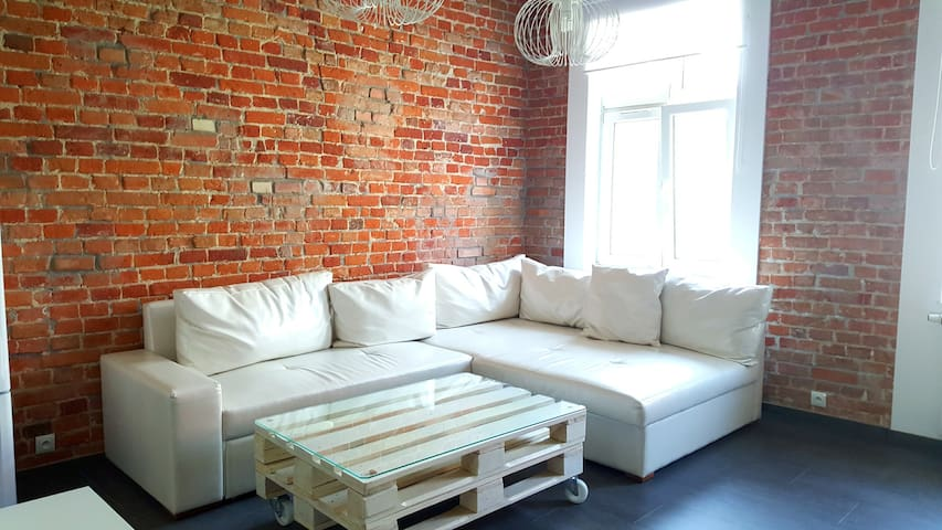 Luxury loft Apartament  No. 33 - Gliwice - Lägenhet