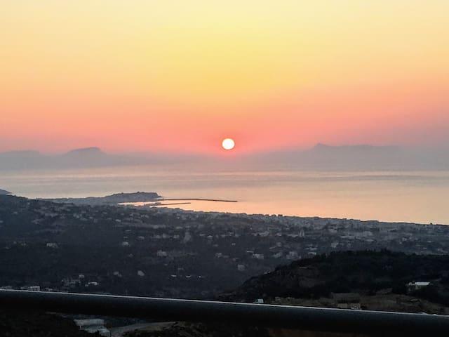 Comfortable apartment near the beach in Crete !! - Pigianos Kampos