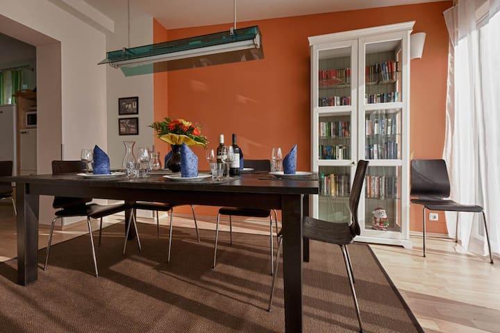 Luxusapartment mit Garten - Mönchhof, Neusiedlersee - Dom