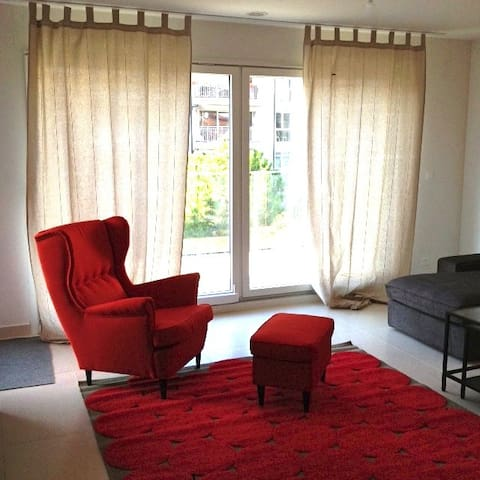 Appartement contemporain au centre de Morges - Morges - Apartemen