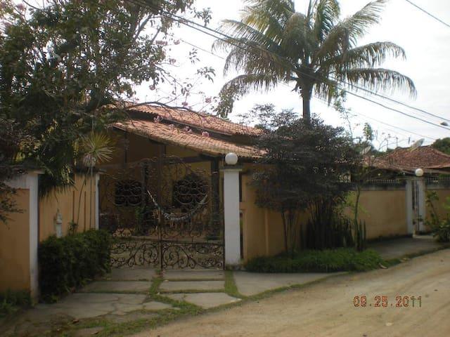 LINDA CASA NA REGIÃO DOS LAGOS - ARARUAMA, RJ. - Araruama - Departamento